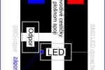 Daewoo Lanos - Podsvietenie tlačítok hmlovky_05