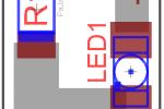 Daewoo Lanos - Podsvietenie tlačítok hmlovky_07