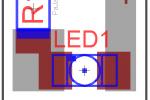 Daewoo Lanos - Podsvietenie tlačítok hmlovky_09