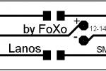 Daewoo Lanos - Výstražné osvetlenie dverí_01
