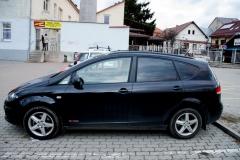 Seat Altea XL - Fólie na zadných oknách 01