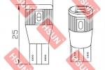 Seat Altea XL - LED predné stropné svetlo_04