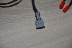 Seat Altea XL - Montáž prídavného osvetlenia v kufri_014