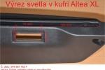 Seat Altea XL - Montáž prídavného osvetlenia v kufri_05