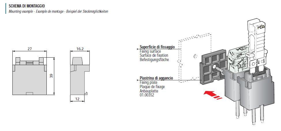 Seat Altea XL - Zapojenie vysielačky Icom IC-E208_018