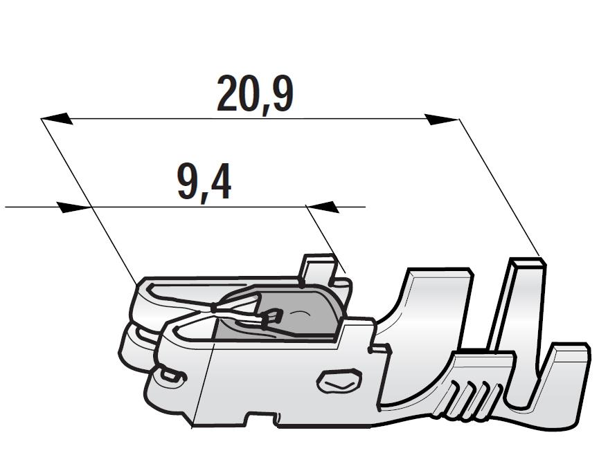 Seat Altea XL - Zapojenie vysielačky Icom IC-E208_020